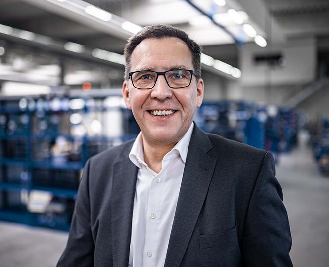 Dr.-Ing. Andreas Seitzer, Geschäftsführer Himmelwerk