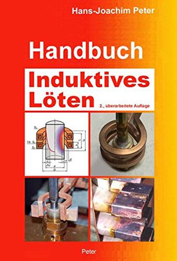 Cover Fachbuch Handbuch Induktive Löten von Hans-Joachim Peter