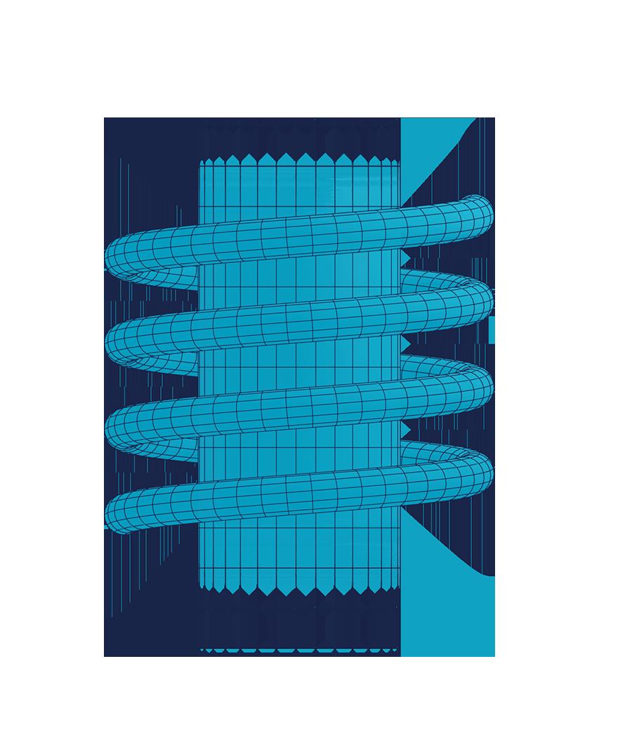 Illustration Wärmebehandlung
