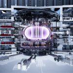 3D-Darstellung des ITER-Kernfusionsreaktors