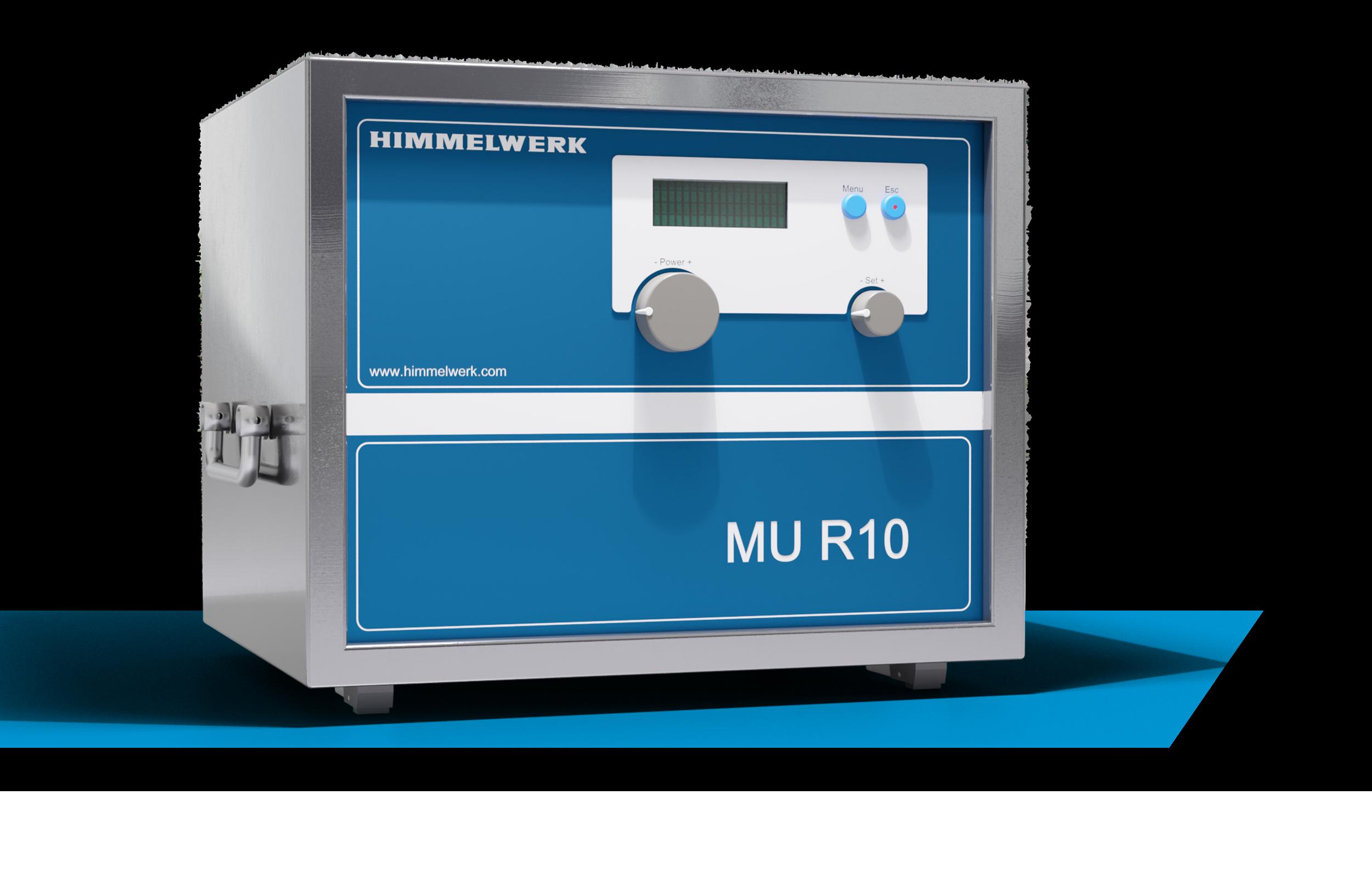 Mittelfrequenzgenerator MU R10