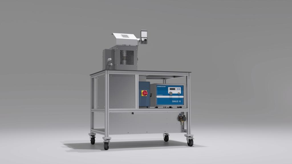 Hochfreqzenzgenerator SINUS 10