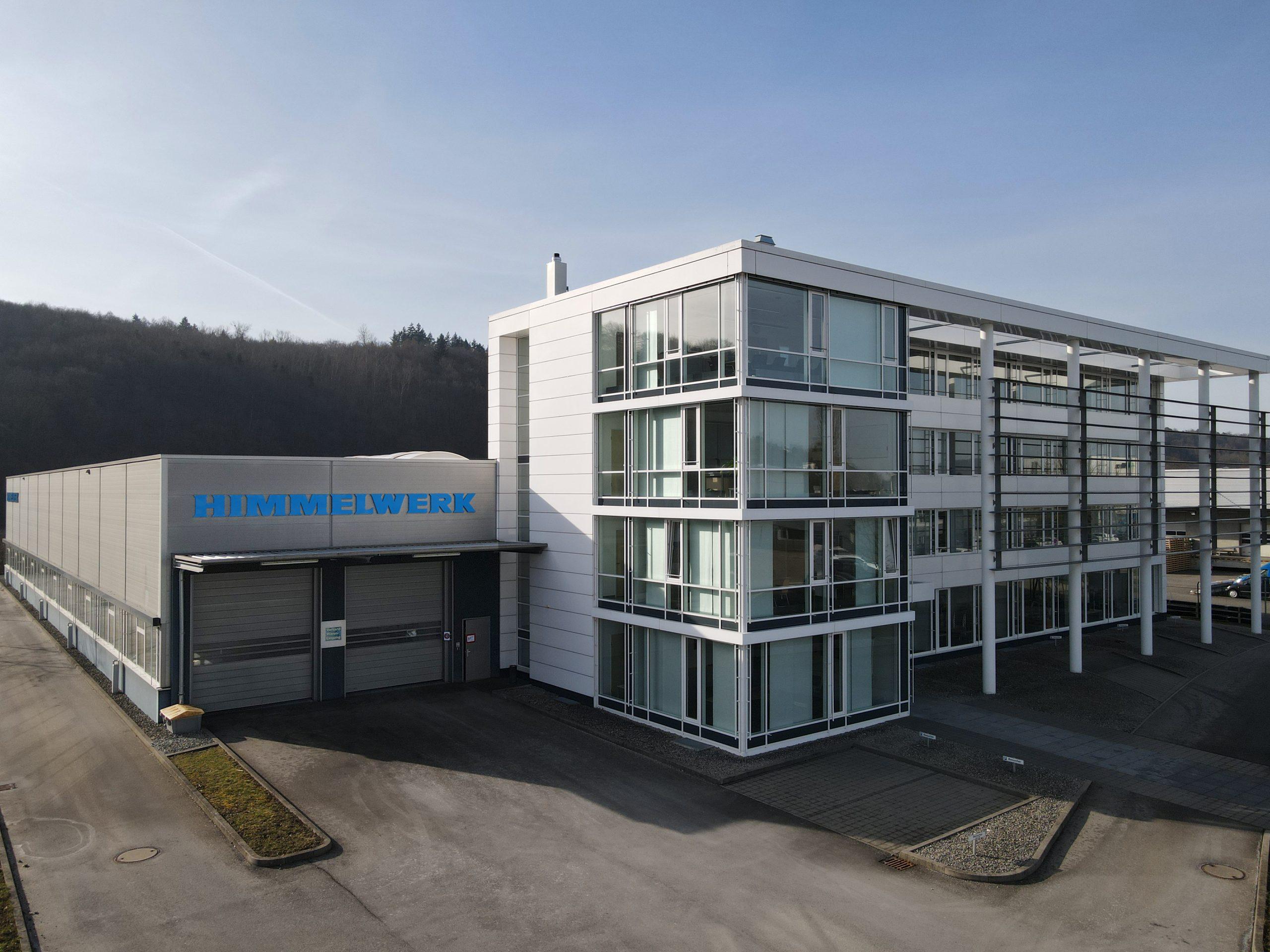 Firmengebäude Himmelwerk