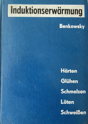 Coverbild Induktionserwärmung von Benkowsky