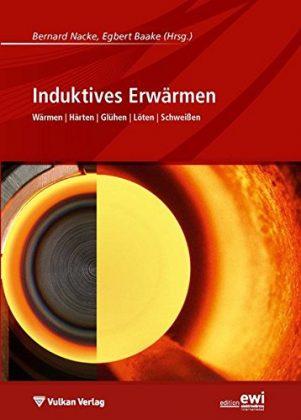Cover Fachbuch Induktives Erwärmen von Bernard Nacke und Egbert Baake (Herausgeber)